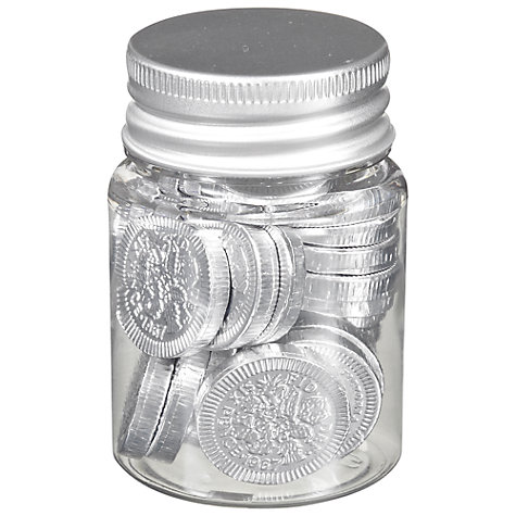 Buy Jar of Lucky Sixpence Milk Chocolates, 45g Online at johnlewis.com