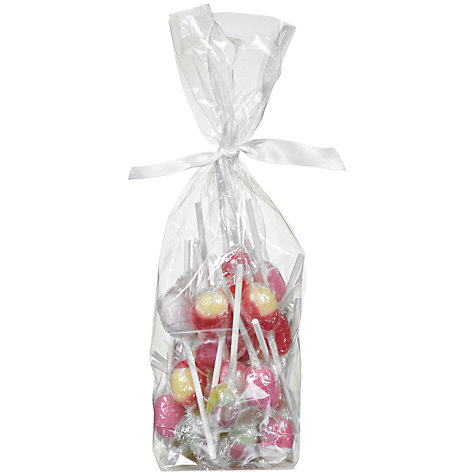 Buy Mini Natural Lollies Bag, 340g Online at johnlewis.com