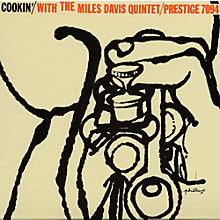 Buy Art Vinyl Cookin' by The Miles Davis Quintet Online at johnlewis.com