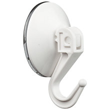 Buy Wenko Plastic Lever Suction Hooks, Pack of 2 Online at johnlewis.com