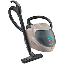 Buy Polti Lecoaspira Program Steam Vacuum Cleaner, Light Bronze and FREE Lux Steam Gun Online at johnlewis.com