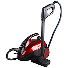 Buy Polti Vaporetto Comfort Steam Cleaner, Red Online at johnlewis.com