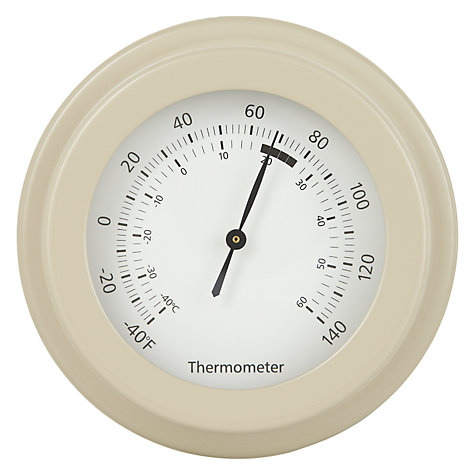 Buy Garden Trading Thermometer, Clay, Small Online at johnlewis.com
