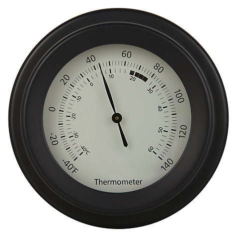 Buy Garden Trading Slate Thermometer, Small Online at johnlewis.com