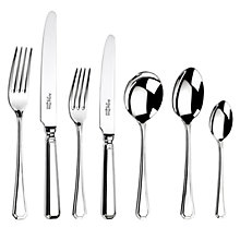 Buy Arthur Price Grecian 7 Piece Place Setting, Stainless Steel Online at johnlewis.com