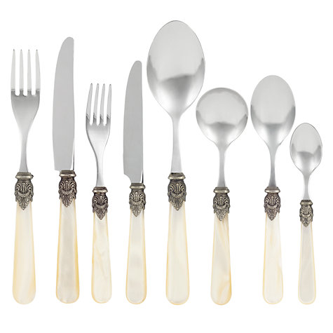 Buy Vintage Ivory Dessert Fork Online at johnlewis.com