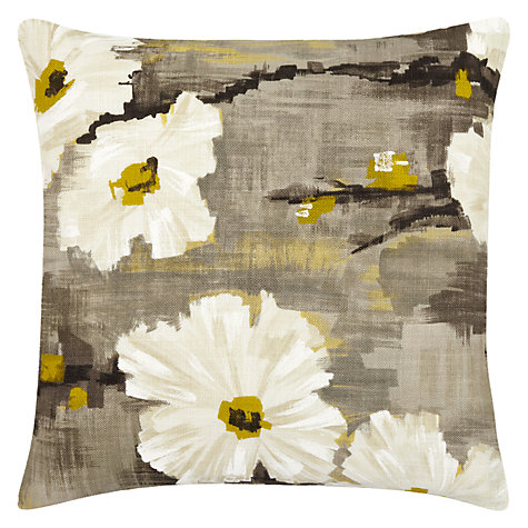Buy John Lewis Washed Velvet Cushion Online at johnlewis.com