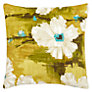 Buy Harlequin Giverny Cushion, Yellow Online at johnlewis.com