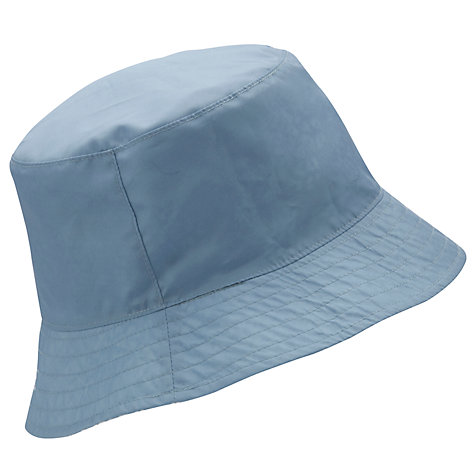 Buy Lola Rose Leopard Heart Reversible Rain Hat, Blue Online at johnlewis.com