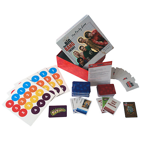 Buy Big Bang Theory the Party Game Online at johnlewis.com