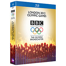 Buy BBC London 2012 Olympic Games Blu-ray Online at johnlewis.com