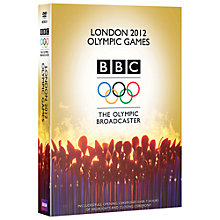 Buy BBC London 2012 Olympic Games DVD Online at johnlewis.com