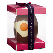 Buy James Chocolates Boiled Egg Salted Caramel Chocolate Egg, 225g Online at johnlewis.com