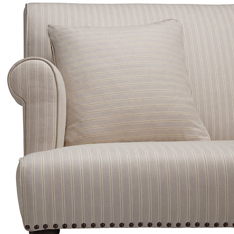 Buy John Lewis Kitty Petite Sofa, Berlin Stripe Natural Online at johnlewis.com