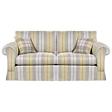 Buy Duresta Burghley Large Sofa, Hilltop Stripe Online at johnlewis.com