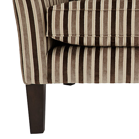 Buy John Lewis Mario Armchair, Savoy Sable Online at johnlewis.com