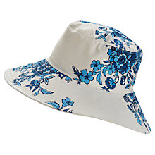 Buy Joules Bouquet Celia Reversible Cotton Garden Sun Hat Online at johnlewis.com