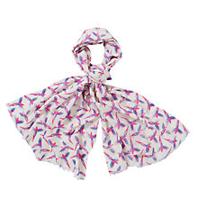 Buy Lola Rose Ditsy Parrot Print Scarf Online at johnlewis.com