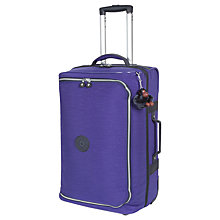 Buy Kipling Teagan 2-Wheel Small Duffle Bag Online at johnlewis.com