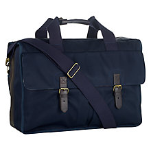 Buy Barbour Ballistic Nylon Overnight Holdall Online at johnlewis.com