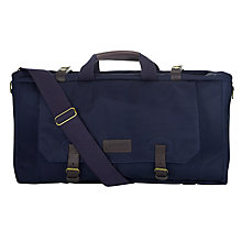 Buy Barbour Ballistic Nylon Messenger Bag Online at johnlewis.com