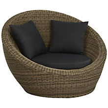 Buy John Lewis Devon Outdoor Lounging Chair Online at johnlewis.com