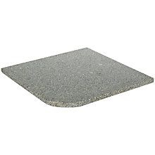 Buy John Lewis Freestanding Granite Base Slabs, Pack of 4 Online at johnlewis.com