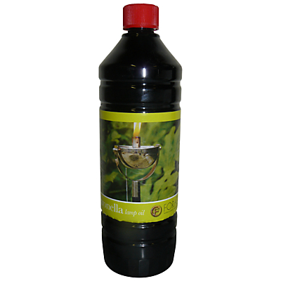 Foras Fossil Oil with Citronella, 1 Litre