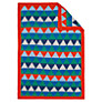 Buy John Lewis Diamond Pram Blanket, Multi Online at johnlewis.com