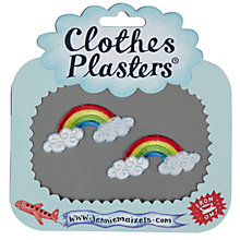 Buy Jennie Maizels Clothes Plasters, Rainbows, Pack of 2 Online at johnlewis.com