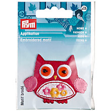Buy Prym Owl Motif Online at johnlewis.com