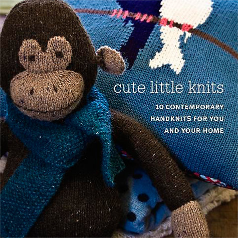 Buy Rowan Cute Little Knits Pattern Book Online at johnlewis.com