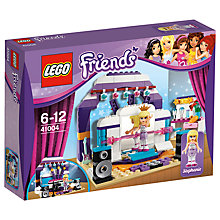Buy LEGO Friends Rehearsal Stage Online at johnlewis.com