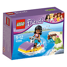 Buy LEGO Friends Water Scooter Fun Online at johnlewis.com