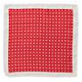 Buy John Lewis Dot Pocket Square Online at johnlewis.com