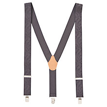 Buy John Lewis Wedding Braces, Navy Online at johnlewis.com