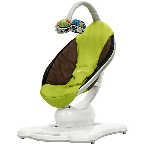 Buy 4moms mamaRoo Bouncer, Green Online at johnlewis.com