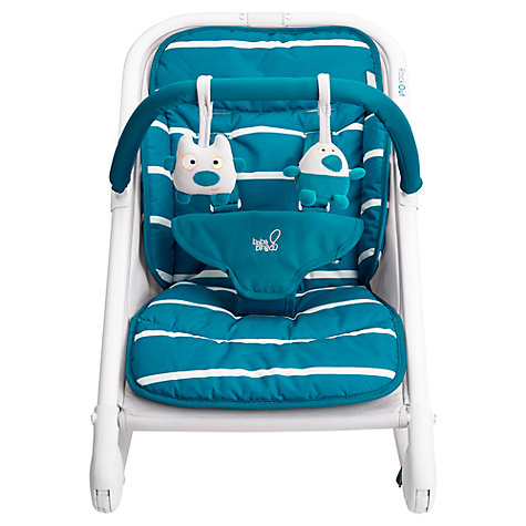 Buy BabaBing Rock Out Rocker, Teal Online at johnlewis.com