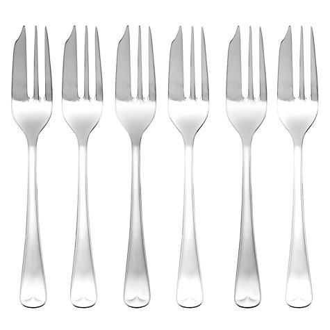 Buy Arthur Price of England Old English Pastry Forks, 6 Piece Online at johnlewis.com