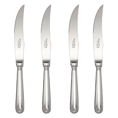 Arthur Price Old English Steak Knives, 4 Piece
