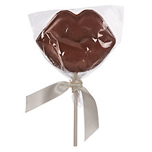 Buy Cocoa Loco Milk Chocolate Lips, 34g Online at johnlewis.com