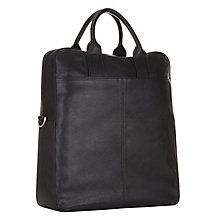 Buy John Lewis Dalston Zip Tote Bag Online at johnlewis.com