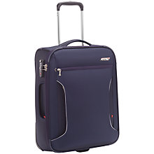 Buy Antler Cyberlite 2-Wheel 55cm Suitcase, Cabin Online at johnlewis.com