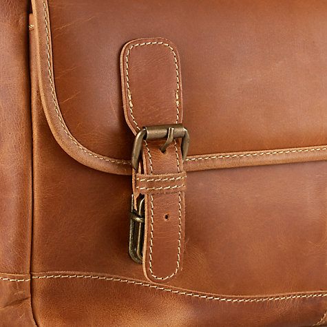 Buy John Lewis Nevada Leather Briefcase Online at johnlewis.com
