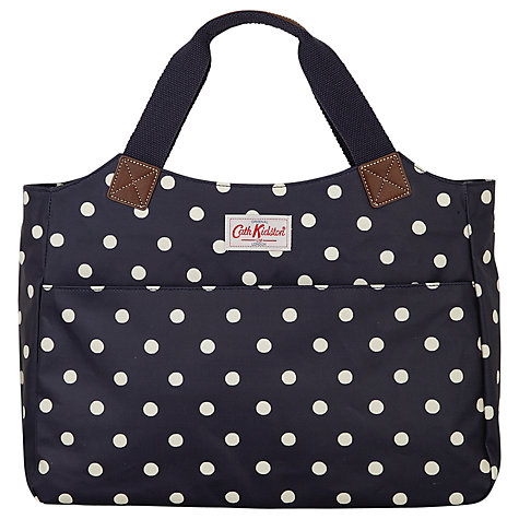 "Buy Cath Kidston Spot 13"" Laptop Business Bag Online at johnlewis.com"