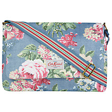 Buy Cath Kidston Oilcloth Messenger Bag Online at johnlewis.com
