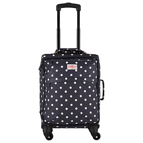 Buy Cath Kidston Print 4-Wheel Cabin Suitcase Online at johnlewis.com