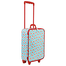Buy Cath Kidston Print 2-Wheel Children Suitcase Online at johnlewis.com