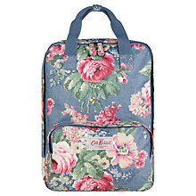 "Buy Cath Kidston Floral 13"" Laptop Backpack, Blue/Multi Online at johnlewis.com"