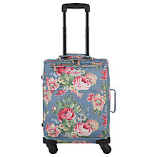 Buy Cath Kidston Print 4-Wheel Cabin Suitcase, Floral Multi Online at johnlewis.com